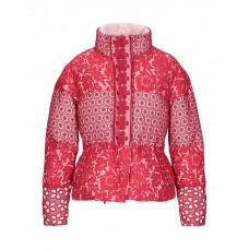 Down jackets BOUTIQUE MOSCHINO Women Red Collection AWCYJOI